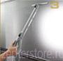 одновременная чистка паром и пылесосом zepter