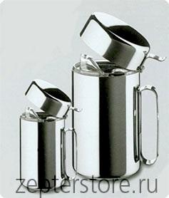 Маслёнка фирмы zepter из высококачественной стали для подсолнечного (оливкового) масла, соуса, уксуса и тп